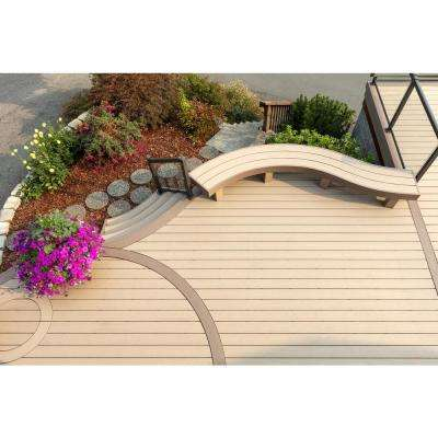 AZEK Harvest PVC Decking Board