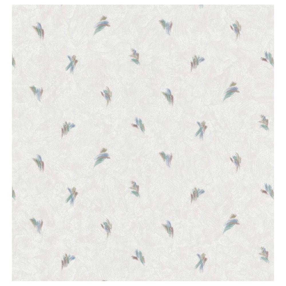 Small Brushstroke Toss Wallpaper