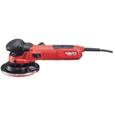 10.9 Amp 120-Volt Corded 5 in. Diamond Grinder Kit with 5 in. SPX Universal Diamond Cup and Polishing Discs