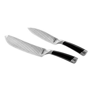 Click here to buy Casaware 2-Piece 8 inch All Purpose and Serrated Utility Knife Set by Casaware.