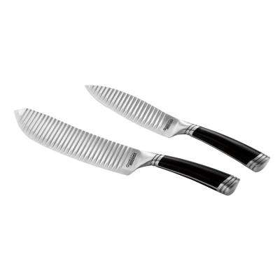 2-Piece 8 in. All Purpose and Serrated Utility Knife Set