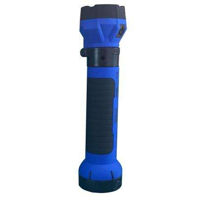 Lightbolt Max Cordless Rechargeable Multi-Function Work Light, Blue