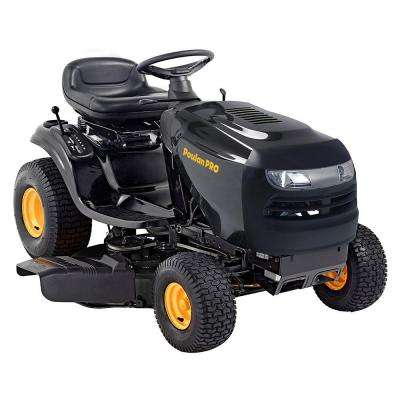 42 in. 17-1/2 HP Briggs & Stratton 6-Speed Gear Gas Front-Engine Riding Mower