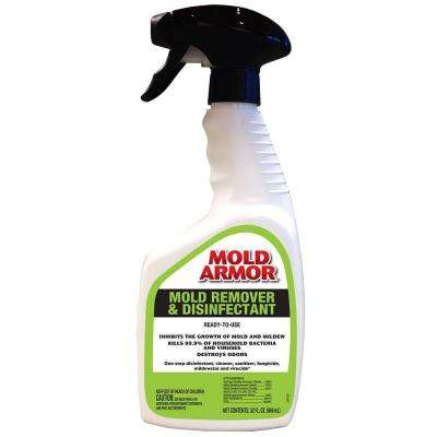 32 oz. Mold Remover and Disinfectant Pro-Strength