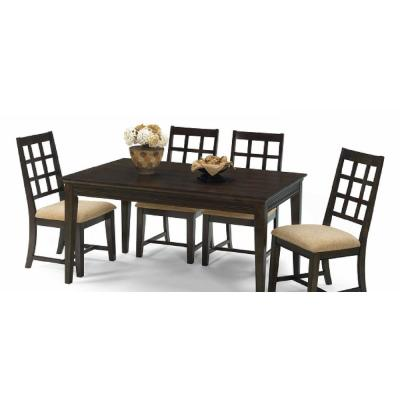 Progressive Furniture Casual Traditions Walnut (Brown) Rectangular Dining Table