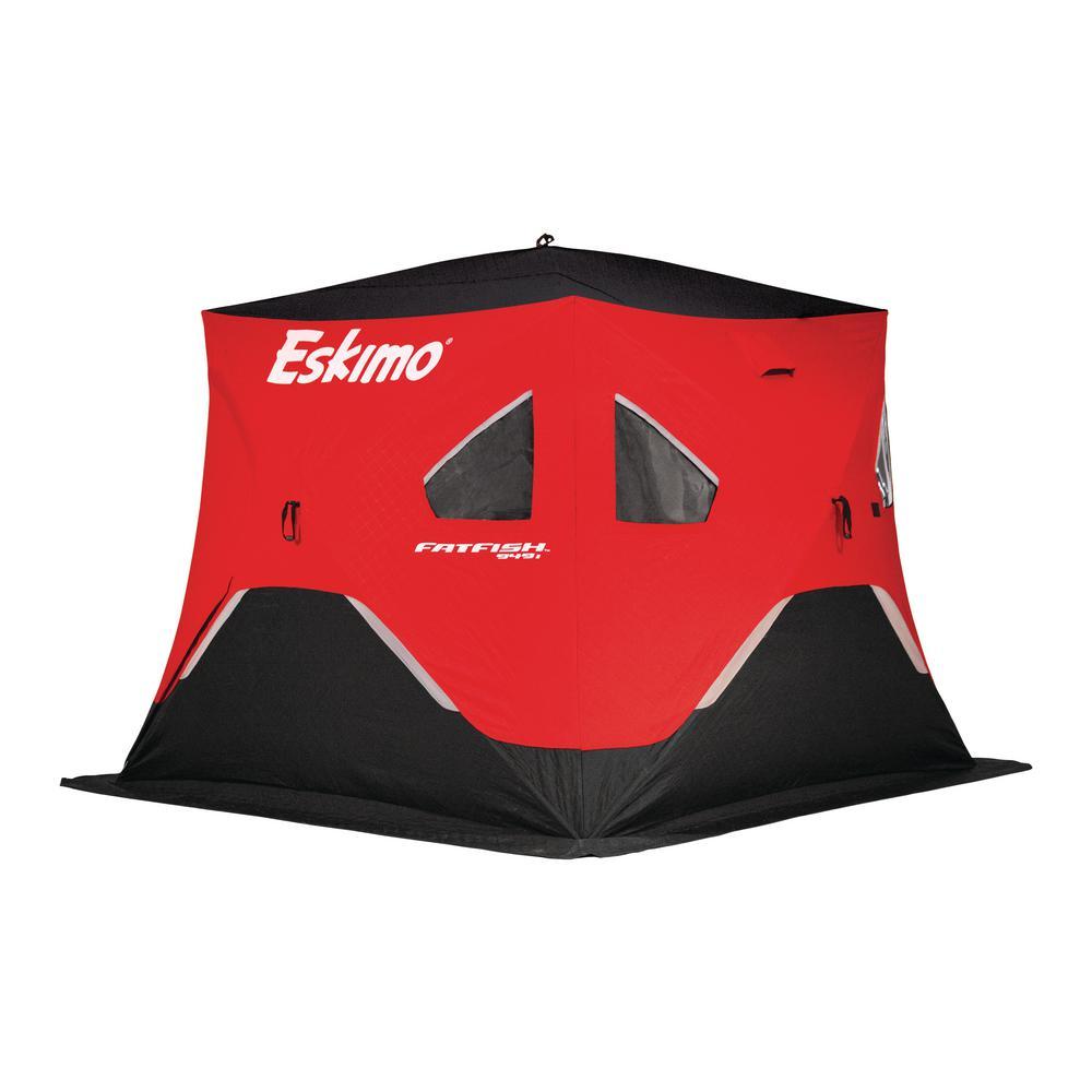Fatfish 949 Insulated Ice Shelter