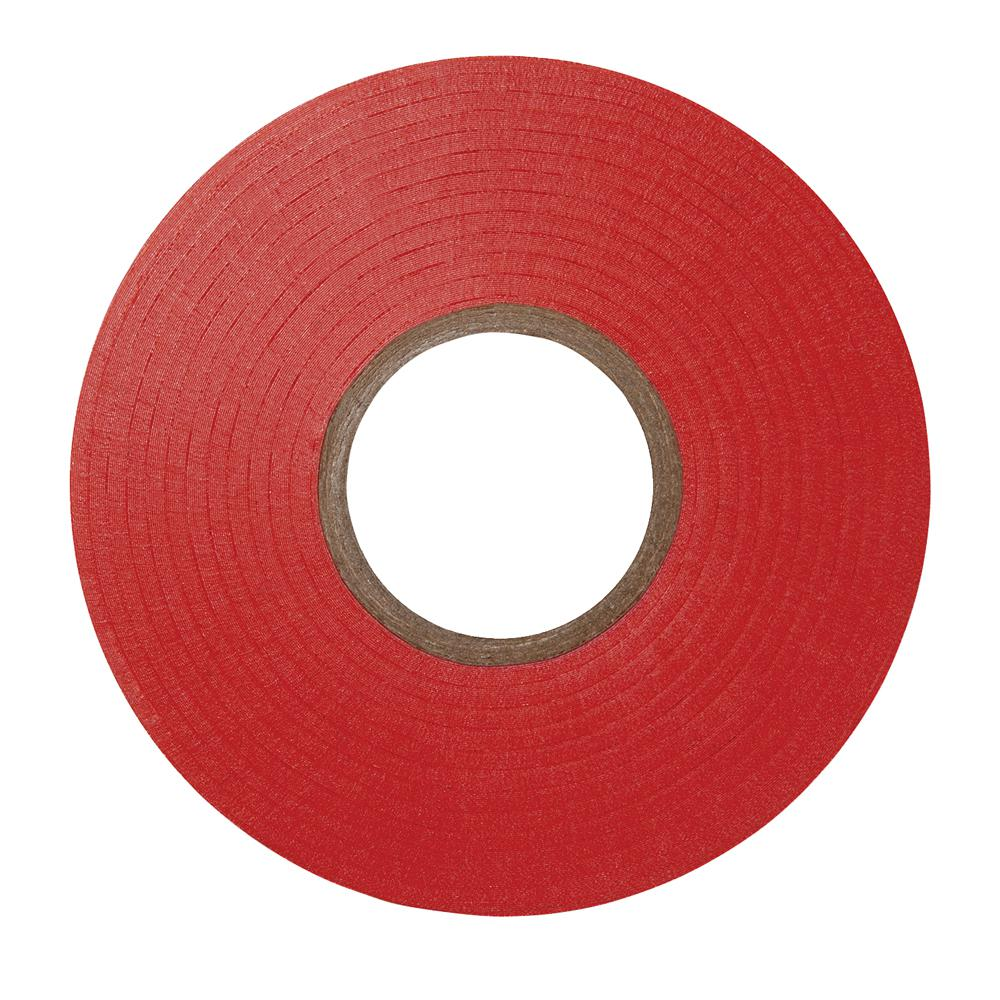 10 Pack 53M 35 Scotch Vinyl Electrical Color Coding Tape Red 3//4 in x 66 ft