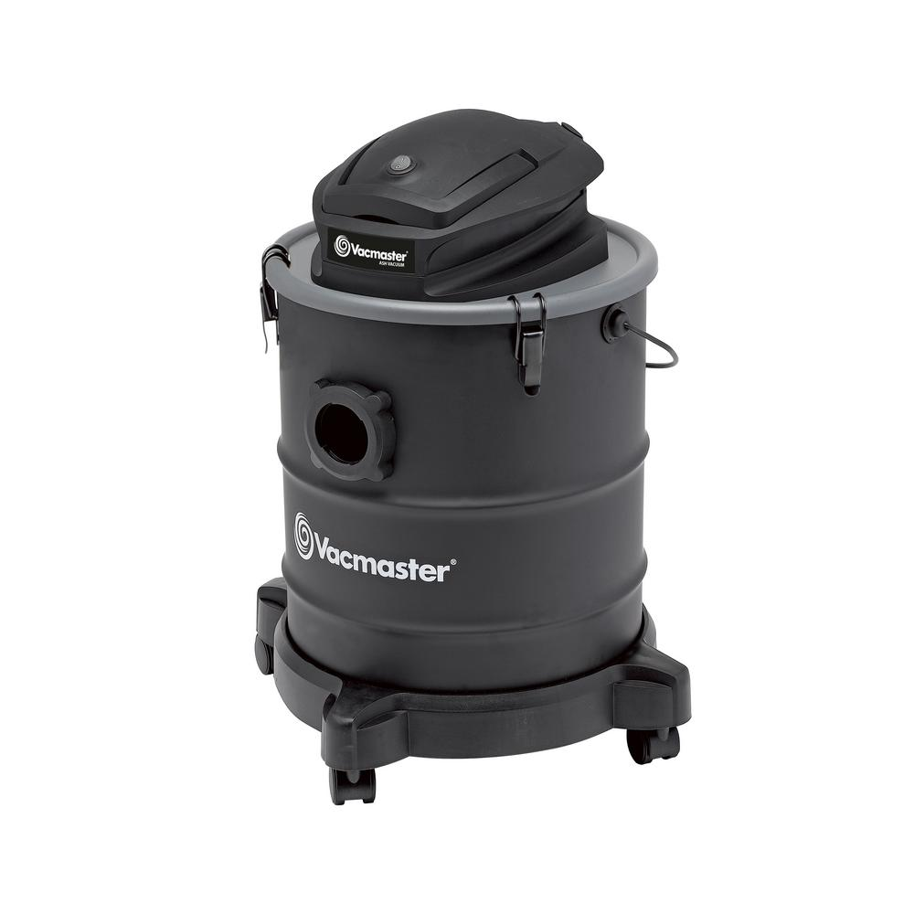 vacmaster 6 gal 8 amp ash wet dry vac eatc608s the home depot