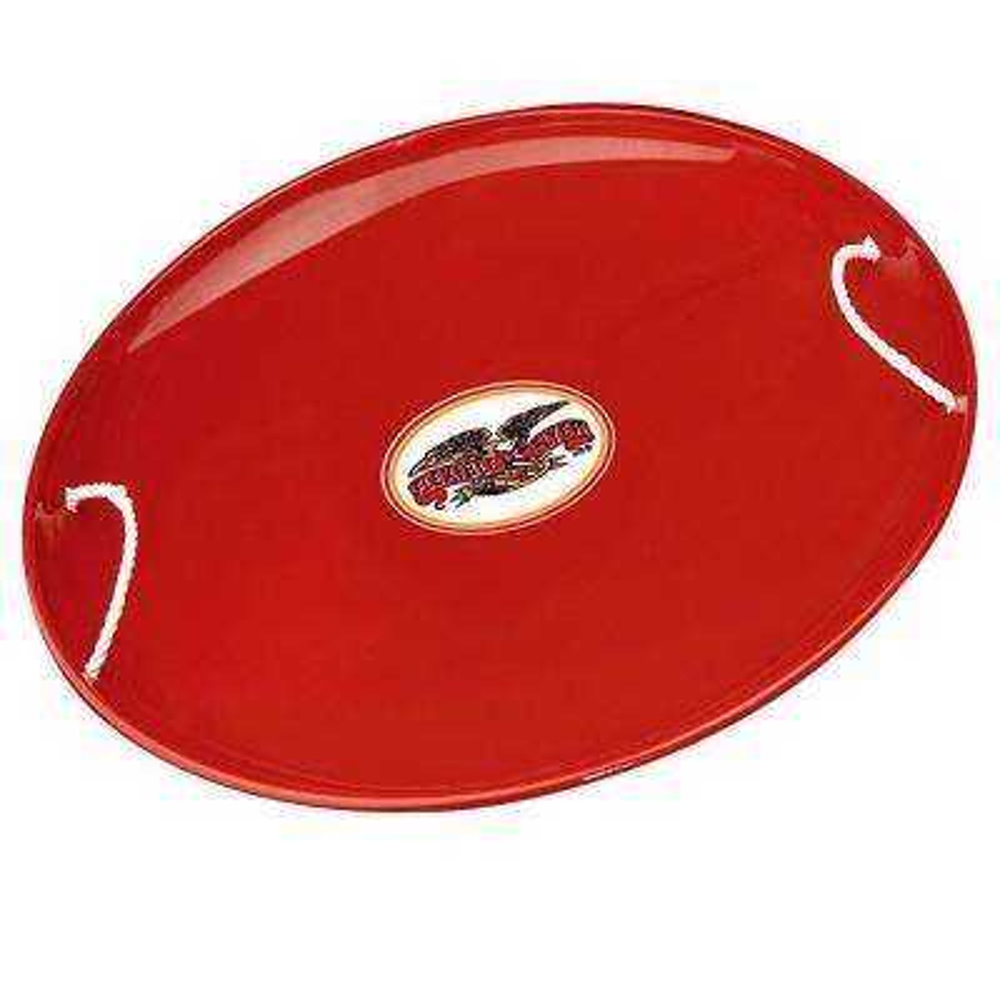26 in. Flying Plastic Saucer Sled