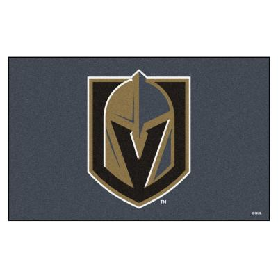 NHL - Vegas Golden Knights 5 ft. x 8 ft. Ulti-Mat Area Rug