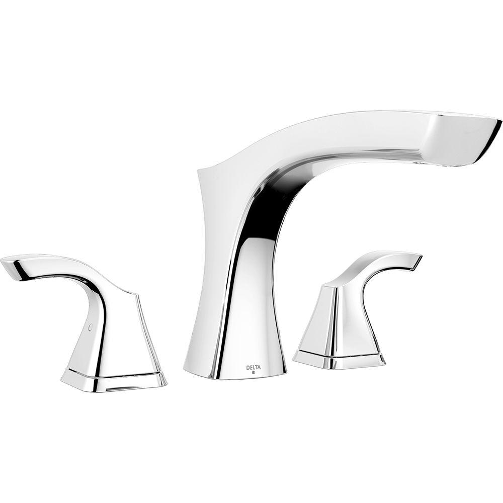 asp hole two roman series delta tub three ss application faucet dryden handle faucets search