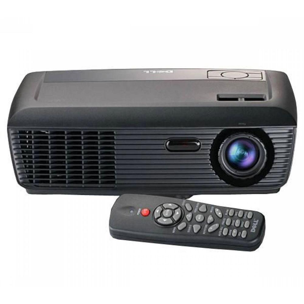 Dell Value Series 858 x 600 DLP Projector with 2500 Lumens