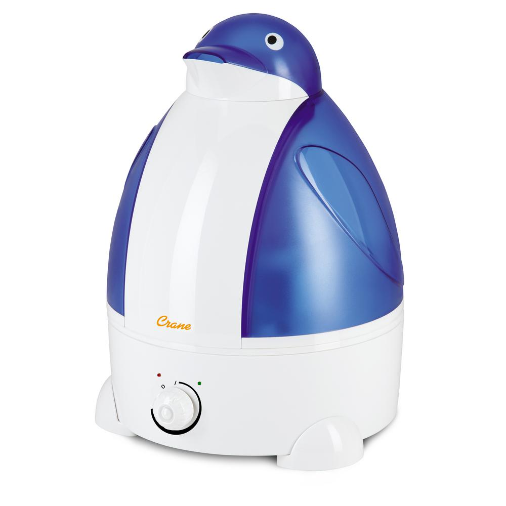 1 Gal. Cool Mist Humidifier, Penguin