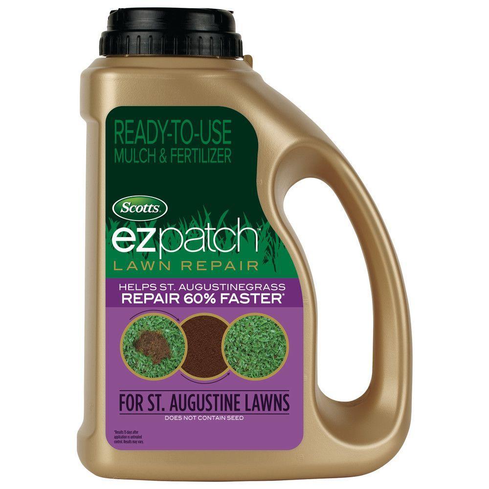 EZ Patch Lawn Repair for St. Augustine Lawns