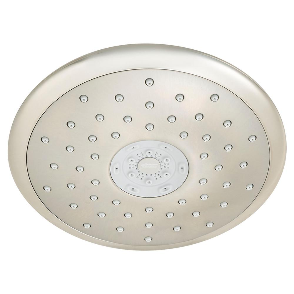 American Standard Spectra Touch 4-Spray 7 in. Fixed Shower Head in ...