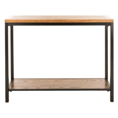 Dennis Oak Console Table