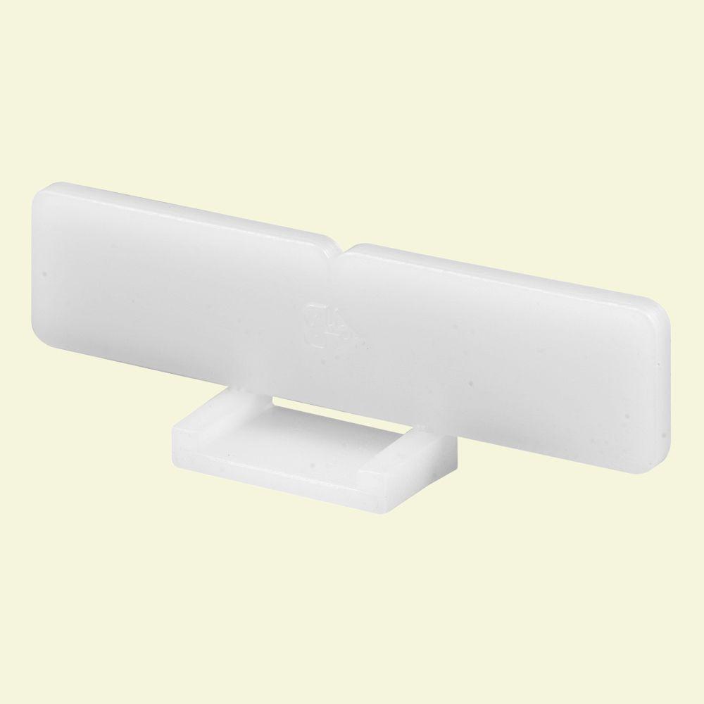 Prime-Line Plastic Drawer Track Front Bracket