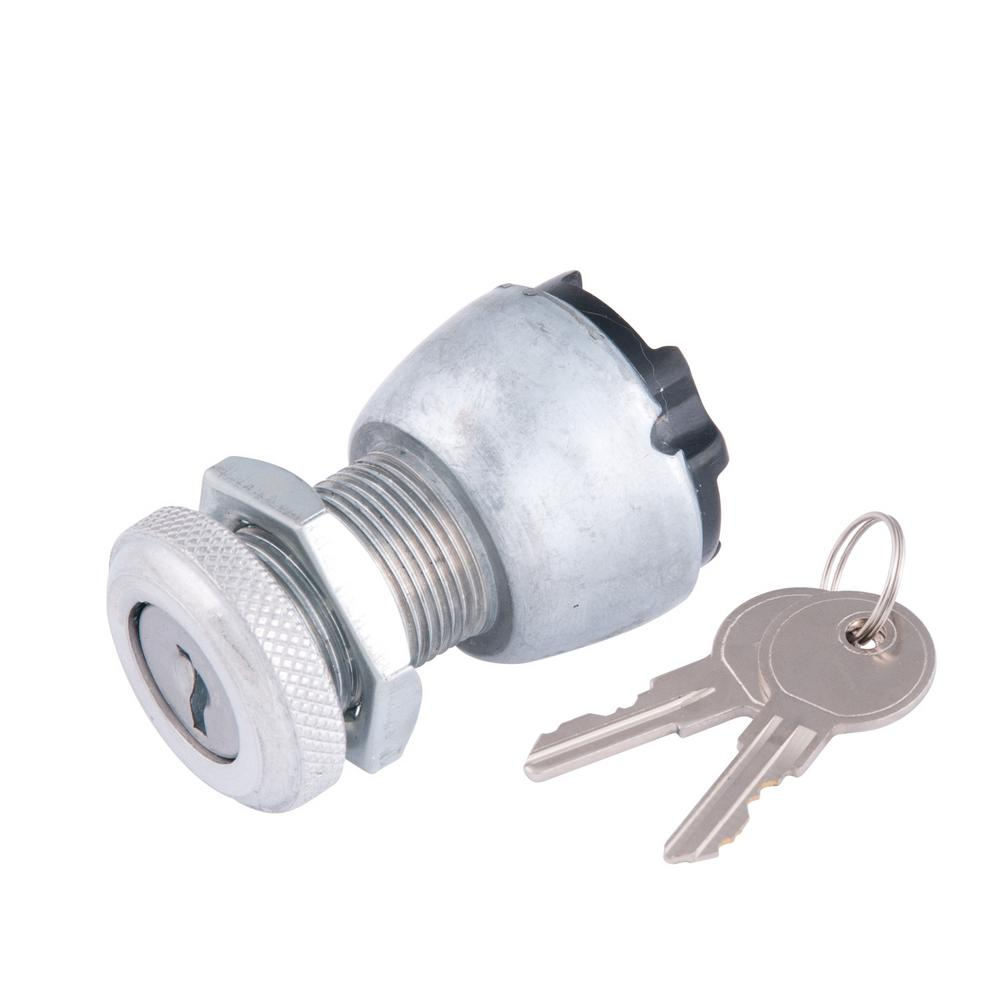 Calterm Switch Universal Ignition (2-Keys)-42404 - The Home Depot