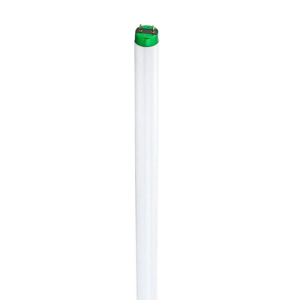 Philips 4 ft. T8 28-Watt Neutral (3500K) Alto Linear Fluorescent Light Bulb (30-Pack)