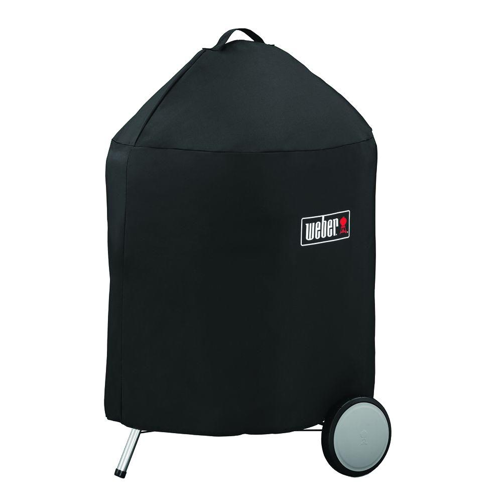 Weber Master-Touch Charcoal Grill Cover,  Black