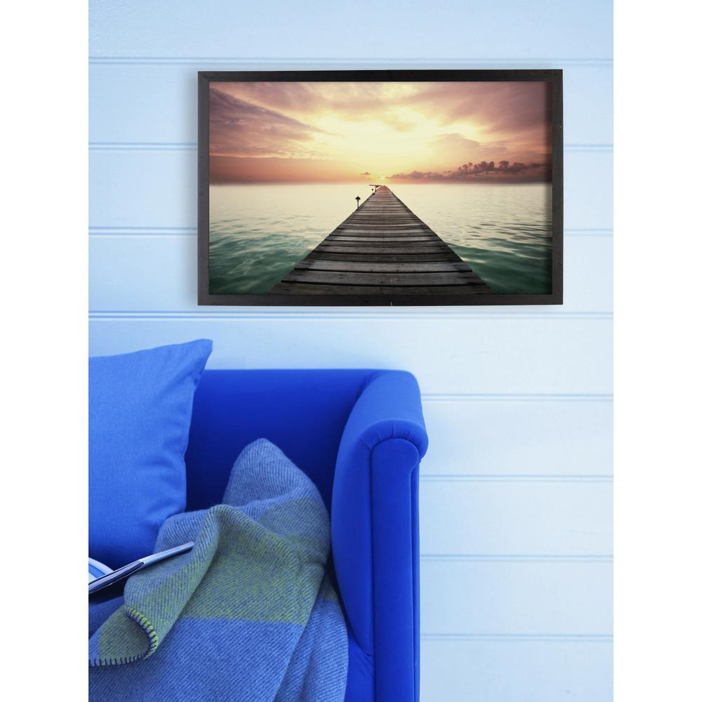 Pinnacle 13 in x 19 in poster picture frame 10fw1571e the home poster picture frame jeuxipadfo Image collections