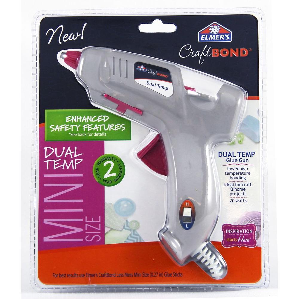 CraftBond 20-Watt Mini Dual Temp Glue Gun