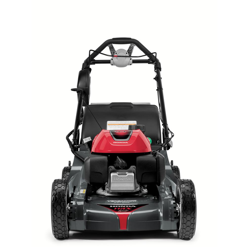 21 in. Nexite Deck 4-in-1 Select Drive Walk Behind Gas Self