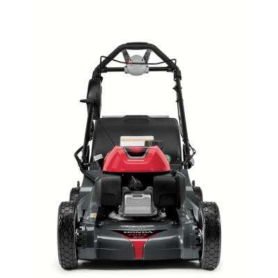 21 in. Nexite Deck 4-in-1 Select Drive Walk Behind Gas Self Propelled Mower with Electric Start