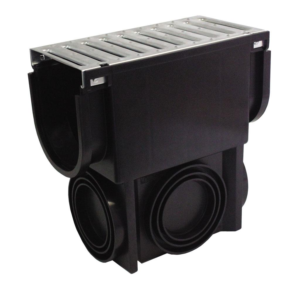 U S Trench Drain Deep Series Slim Drainage Pit And Catch