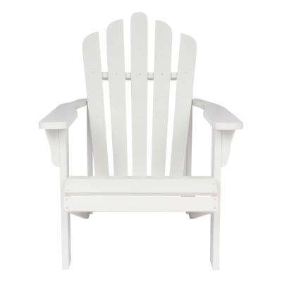 Westport White Cedar Wood Adirondack Chair