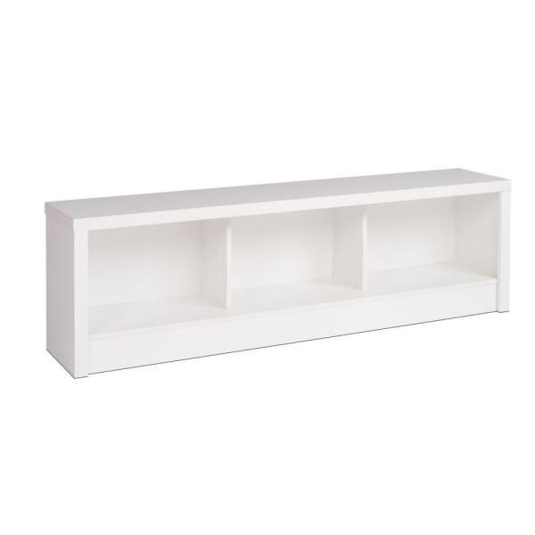 Calla White Storage Bench WUBD-0500-1