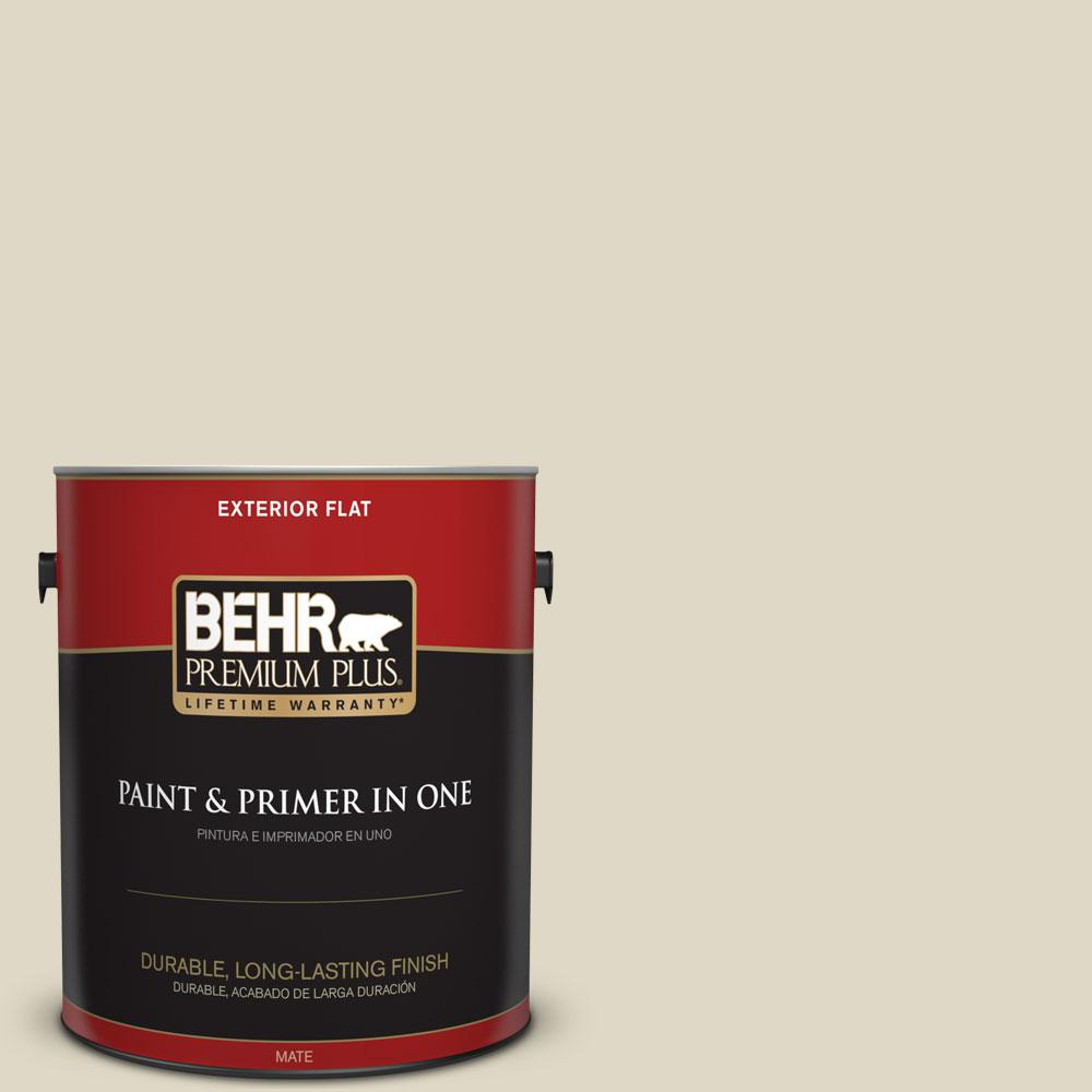 1 gal. #HDC-WR15-1 Zero Degrees Flat Exterior Paint