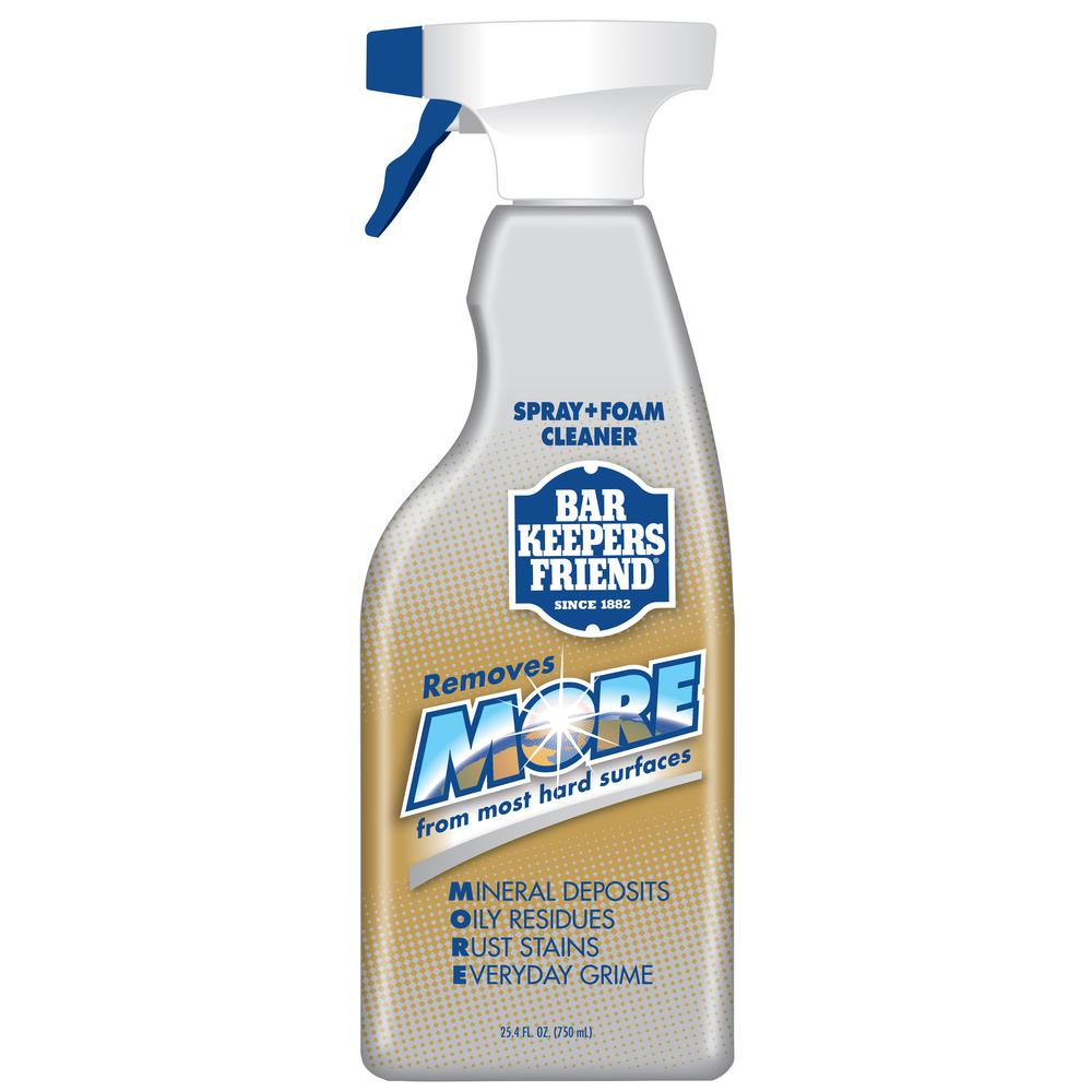 Bar Keepers Friend 25.4 oz. More Spray and Foam