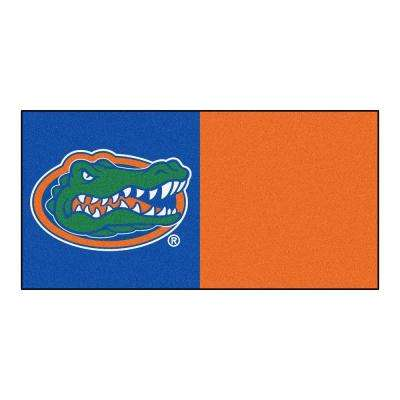 NCAA - University of Florida 18 in. x 18 in. Carpet Tile (20 Tiles/Case)