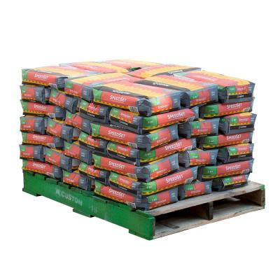 SpeedSet 25 lbs. Gray Fortified Thinset Mortar (56 Bags / Pallet)