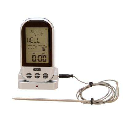 Wireless Pre-Programmed Thermometer