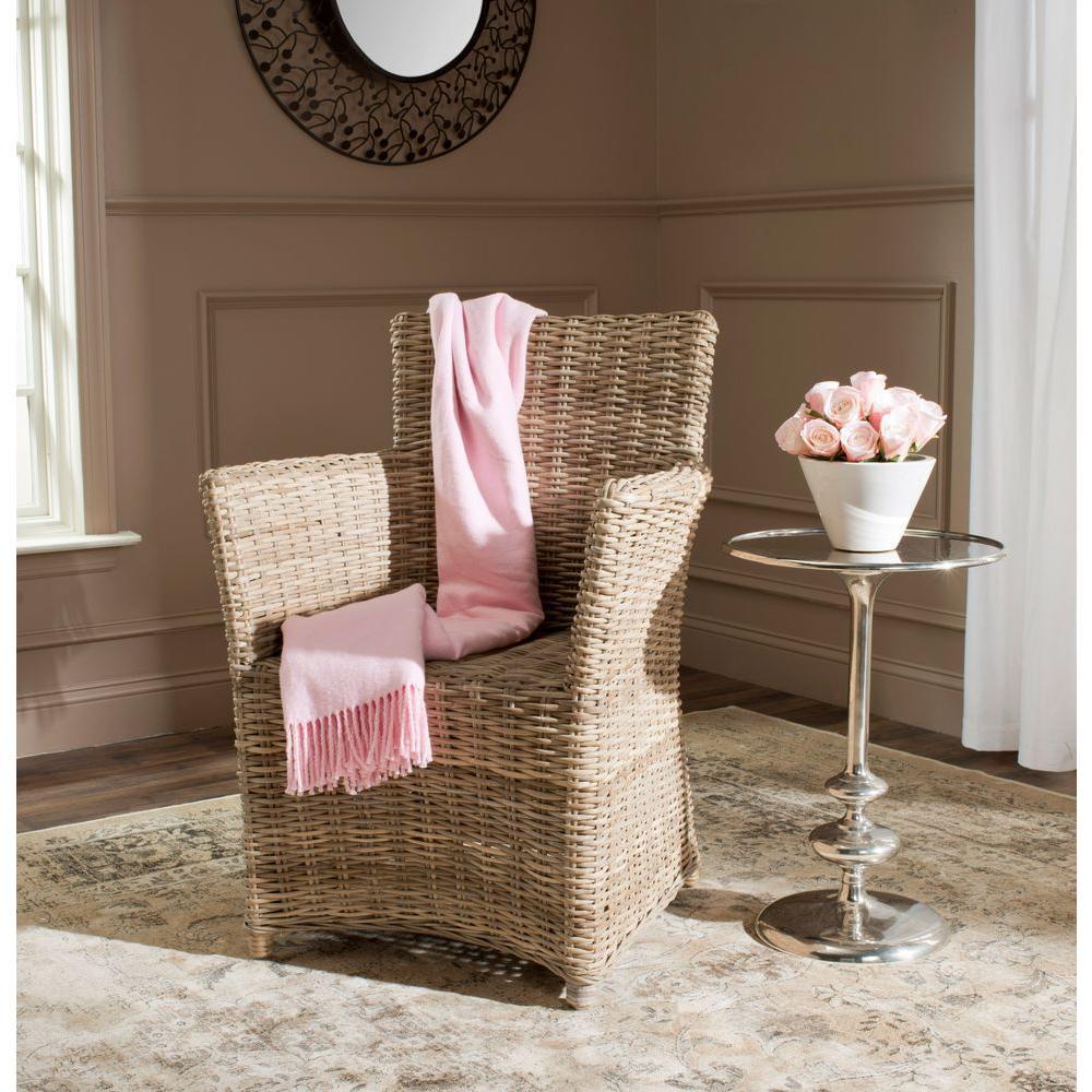 Natuna Natural Rattan Arm Chair