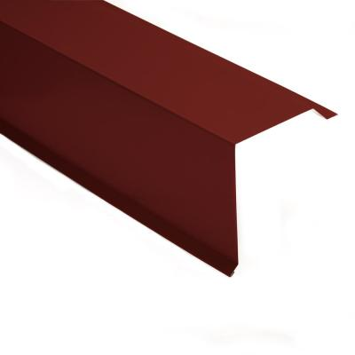 Gable Trim in Red