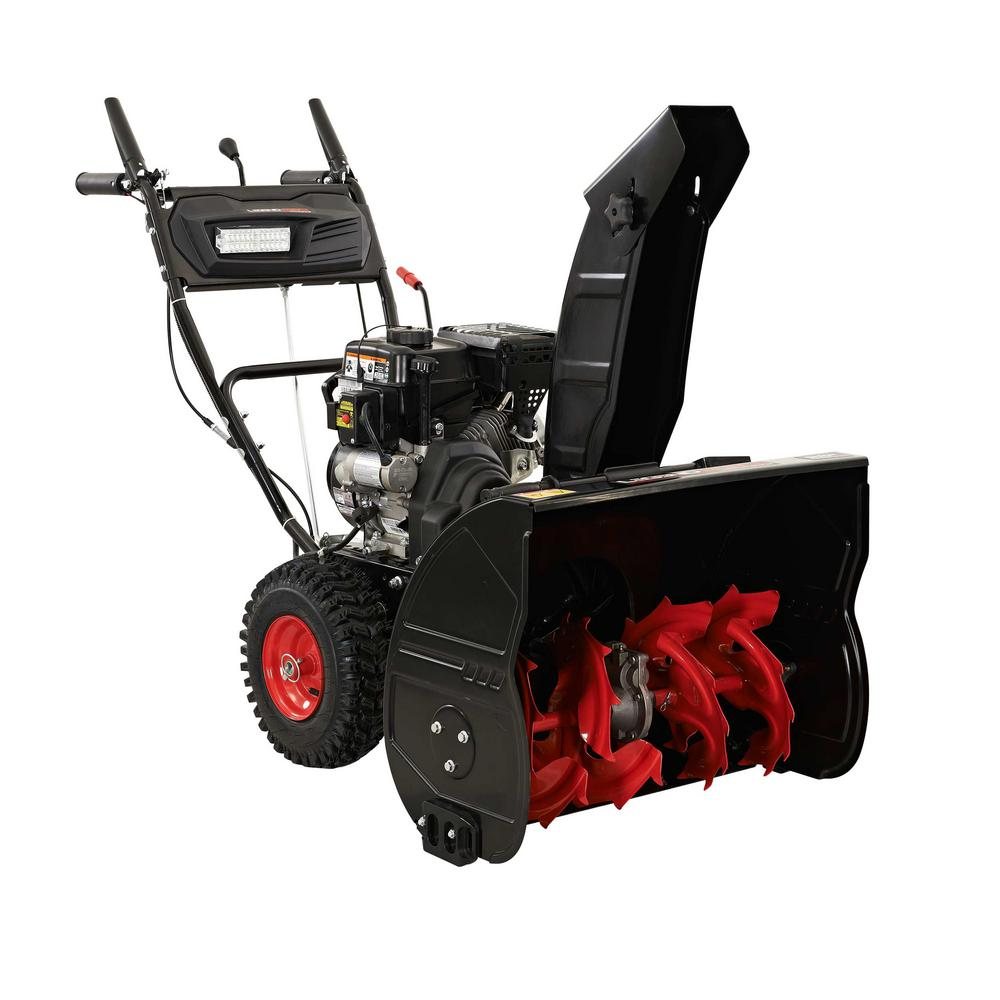 LegendForce 26 in. Two-Stage Gas Snow Blower with Electric Start