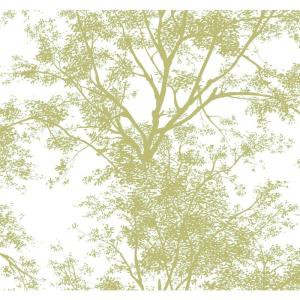 York Wallcoverings Tree Silhouette Wallpaper by York Wallcoverings
