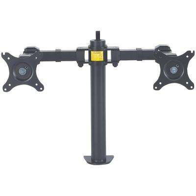 12.5 in. LCD Monitor Mount with Double-Link Swing Arms