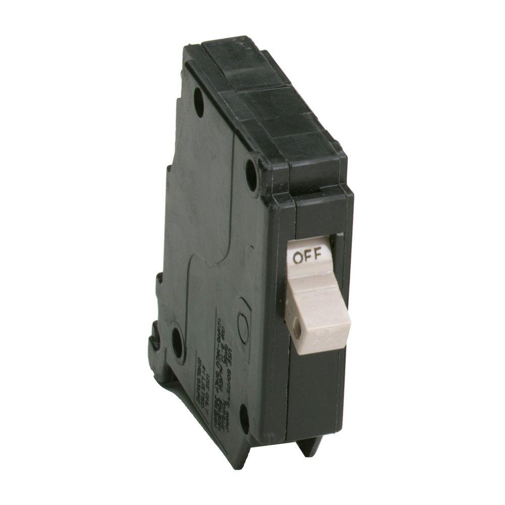 Eaton 15 Amp Single Pole Type CH Breaker-CH115 - The Home Depot