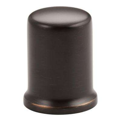 Air Gap Cover with Collar in Oil-Rubbed Bronze