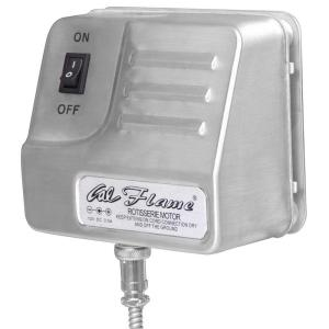 Click here to buy Cal Flame 12-Volt Rotisserie Motor by Cal Flame.