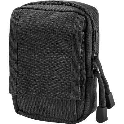 Loaded Gear CX-800 MOLLE Accessory Pouch in Black