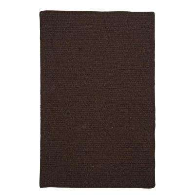 Wilshire Cocoa 8 ft. x 10 ft. Braided Area Rug