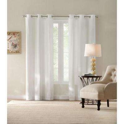 Cotton Duck Grommet Curtain