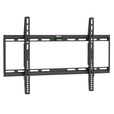 Fixed Wall Mount for 32 in. to 70 in. TVs and Monitors, Black