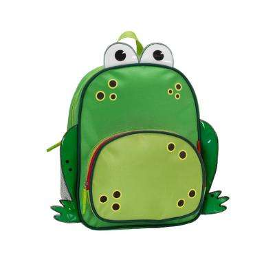 12.5 in. Jr. My First Backpack, Frog