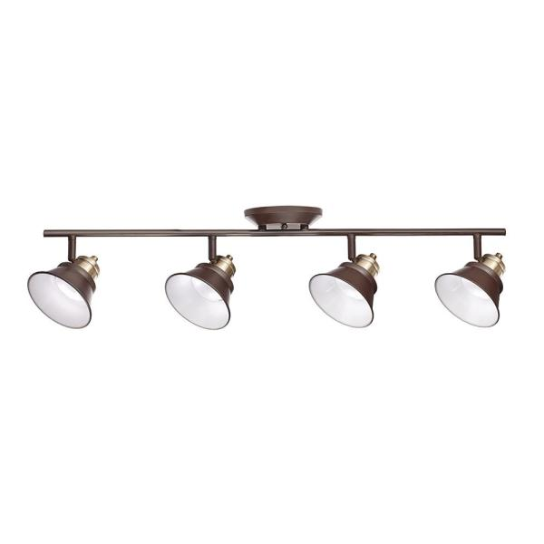 Oil Rubbed Bronze And Antique Br